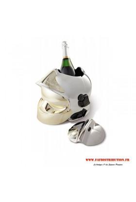 Seau à  champagne Casque F1